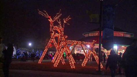 Brookfield Zoo Lights Hours Iron Blog Brookfield Zoo Zoo Lights