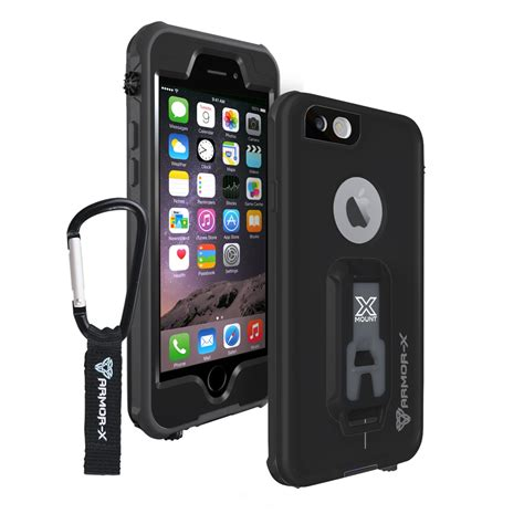is iphone 6 waterproof ip68 waterproof cases for iphone 6 6s with carabiner