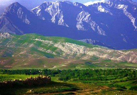 kurdistans mountains