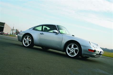 Porsche Baureihen Bersicht by Porsche 911 Baureihe 993 Der Klassiker