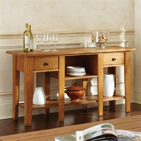 Oak Sofa Table by Steve Silver Liberty Sofa Table Oak Console Tables At