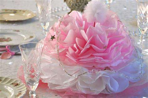 decoraci 243 n boda con flores de papel fotos ideas foto ella hoy