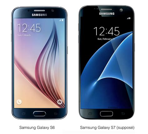 galaxy android serait ce le samsung galaxy s7 frandroid