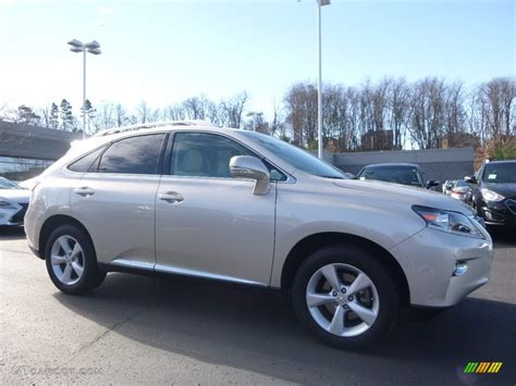 lexus satin metallic 2015 satin metallic lexus rx 350 awd 118807841
