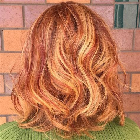 hairstyles red hair blonde highlights 60 stunning shades of strawberry blonde hair color