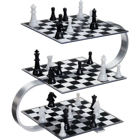 Coolest Chess Sets 3 Dimensional Chess Shut Up And Take My Money