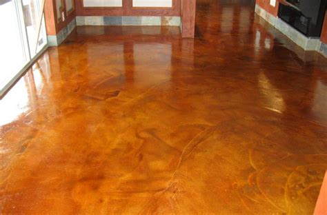 Bathroom Floor Design Ideas stained concrete floors for different home flooring ideas