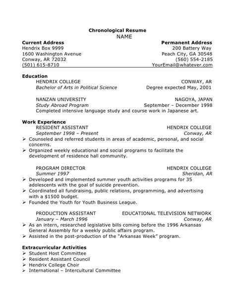 Writing Your Resume by Writing Your Resume And Cover Letter