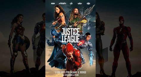quando esce il film justice league justice league trailer del film in uscita al cinema dal 16