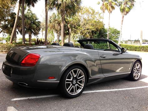 bentley gtc coupe 2011 bentley continental gtc convertible 152573