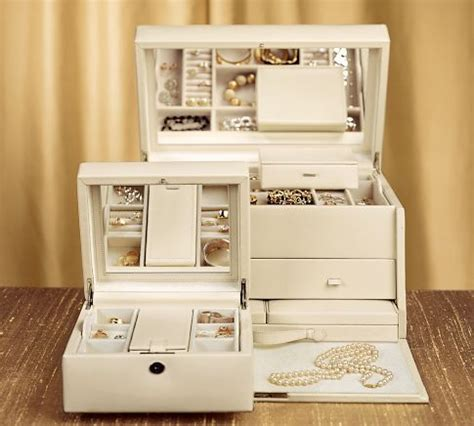 pottery barn jewelry armoire 17 best images about jewellery boxes on pinterest