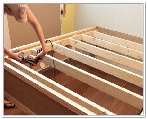 diy king bed frame with storage diy king bed frame with storage home design ideas