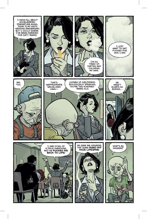 fight club 2 graphic novel fight club 2 6 pages of graphic novel now