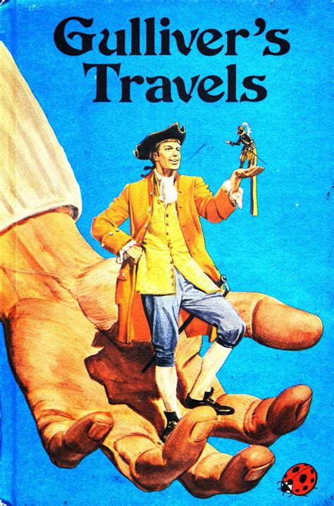 jarvworld ladybird tuesday gulliver s travels