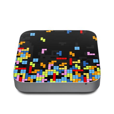 Skins For Customizing Your Apple Tv by Tetrads Apple Mac Mini Skin Covers Apple Mac Mini For
