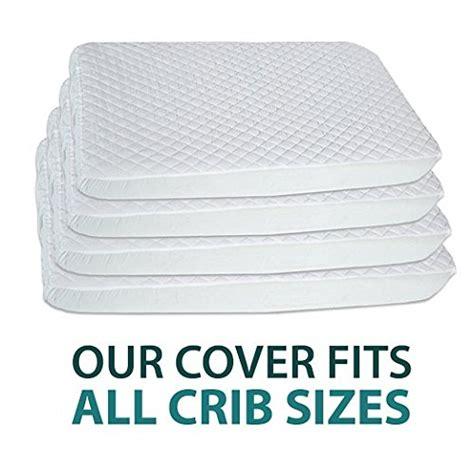 Premium Pack N Play Crib Mattress Pad Cover Fits All Cribs All Crib Mattress