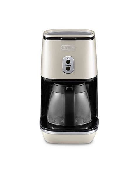 Coffee Maker Di Surabaya delonghi distinta filter coffee maker white house of fraser