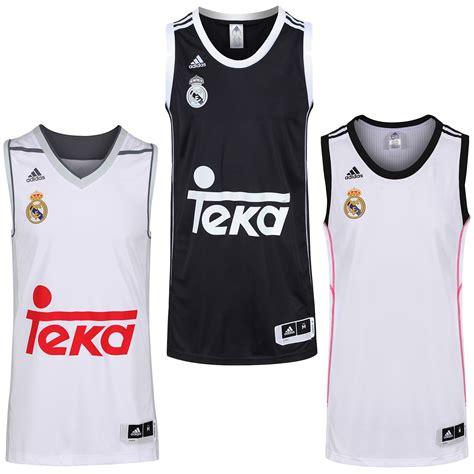 Kaos Big Size Adidas 2xl 3xl 4xl 8 adidas real madrid basketball jerseys top s s m l xl 2xl 3xl 4xl spain ebay