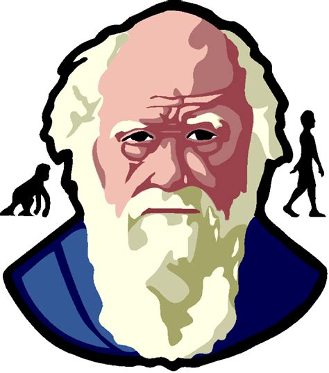 Charles darwin clipart - Clipground