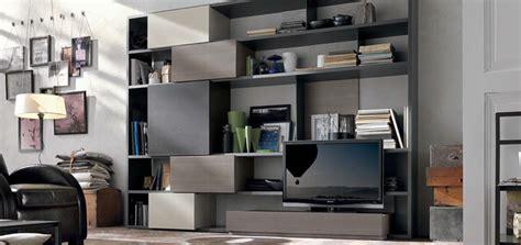 mobili soggiorno design arredare il soggiorno con moduli di design gruppo tomasella