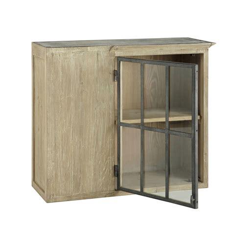 meuble d angle haut cuisine meuble haut d angle de cuisine ouverture gauche en bois
