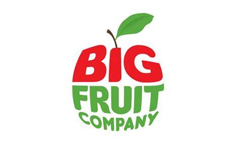 fruit company big fruit company identity on behance