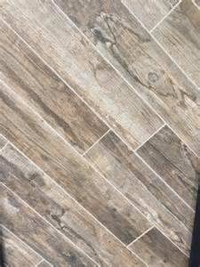 floor and decor porcelain tile decor brown and planks on
