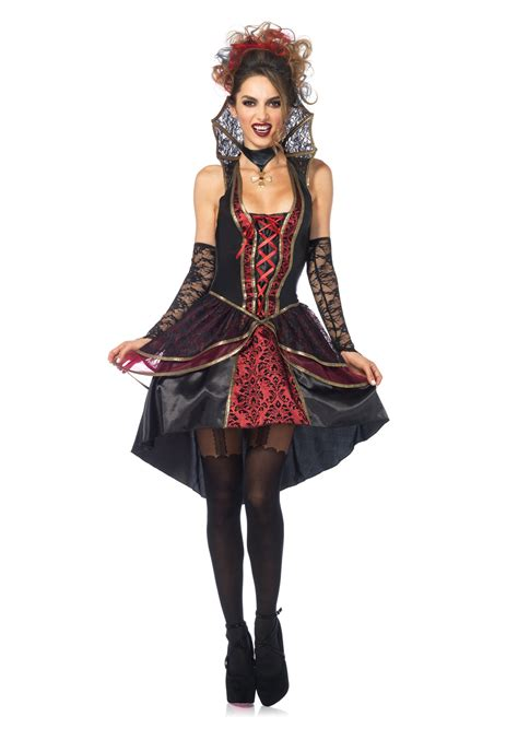 Women s vampire queen costume