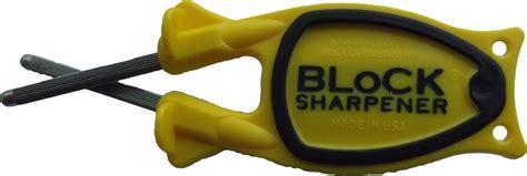 knife sharpners knife sharpener block knife sharpeners