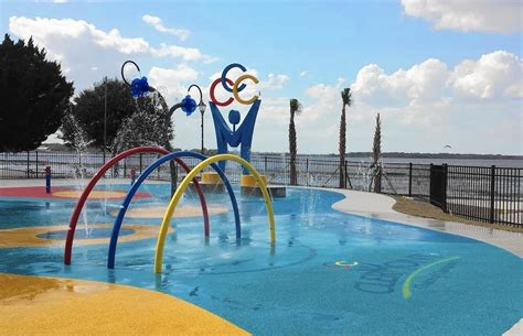 10 Set Flow Ribbon Kid clermont to hold ribbon cutting for new chions splash