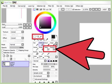 paint tool sai how to use painttool sai 10 steps with pictures wikihow