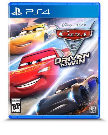 cars 3 driven to win ps4 walmart canada