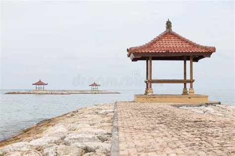 gazebo sanur gazebo on the tropical during the island of