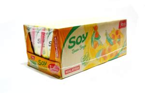 Cafe21 Cafe 21 Kopi 2in1 yeo s packet soya ctn 24 x 250ml chaisang