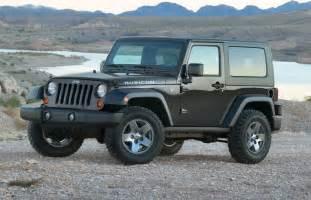 jeep wrangler 2010 cartype