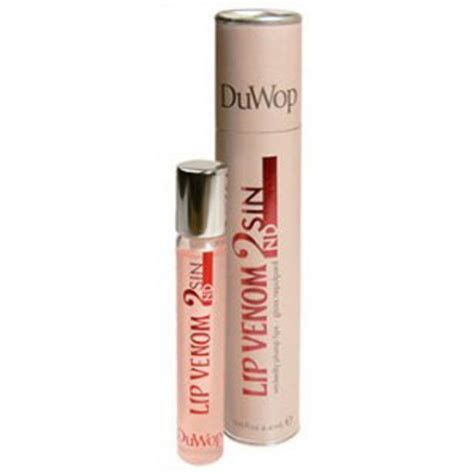 Duwop Duet Gloss And Highlighter And Makeup by Duwop Lip Venom 2nd 3 5ml Free Delivery