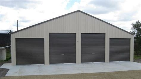 ozbarns farm sheds titan garages and sheds sheds and
