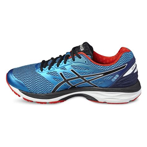 with running shoes asics gel cumulus 18 mens running shoes