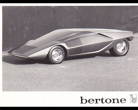 bertone concept nuccio 2012 bertone 100th year anniversary