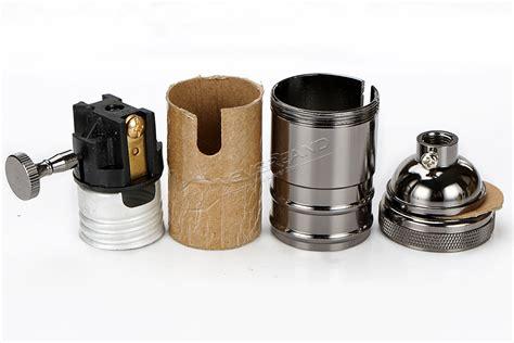 holder for socket vintage es e27 e26 edison bulb socket l holder pendant light adaptor