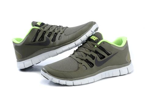 army nike shoes black army green nike free 5 0 v2 2013 cheaper running