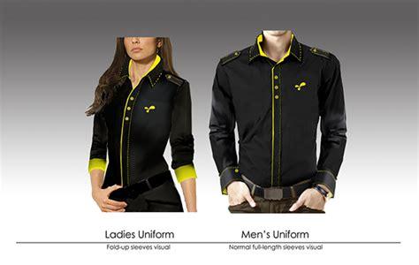 design a uniform shirt corporate uniform design on behance