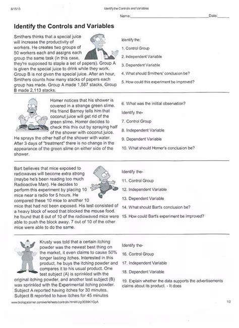 Science Skills Worksheets by Science Skills Worksheet Worksheets