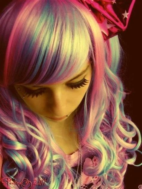 pastel colored hair 124 best chromasilk pastels images on hair