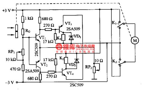 light dependent resistors circuit diagram the luminous flux adjustment equipment circuit of light