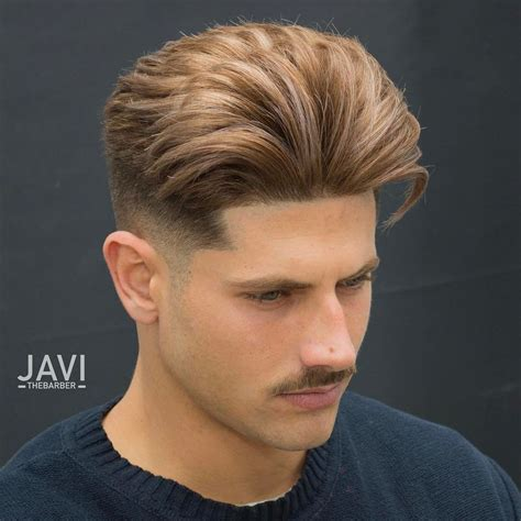 javithebarber shape  longer mens haircut
