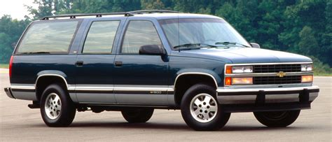 how to work on cars 1992 gmc suburban 2500 on board diagnostic system chevrolet suburban history generation 8 1981 1991