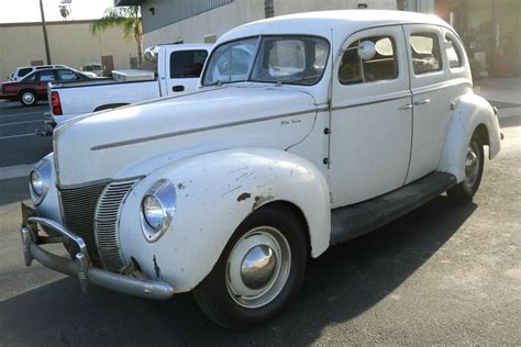 Ford Deluxe by Ready To Roll Survivor 1940 Ford Deluxe Sedan