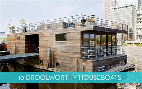 amazing house boats eye candy 10 amazing houseboats from around the world curbly