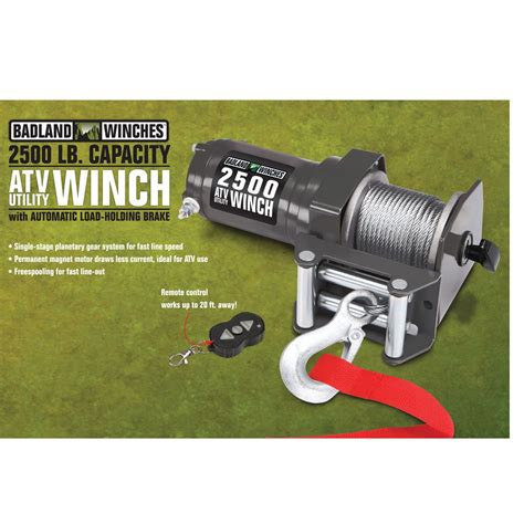 harbor freight coupon 2500 lb electric winch wireless